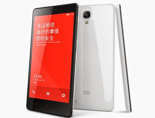 Phablet Xiaomi Redmi Note