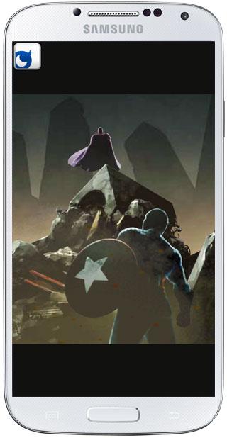 Animación de Marvel War of Heroes