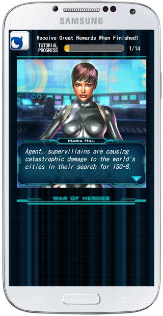 Misión en Marvel War of Heroes