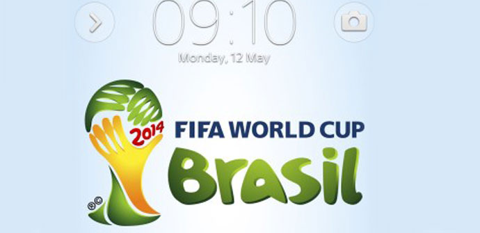 Sony Xperia Copa del Mundo Brasil