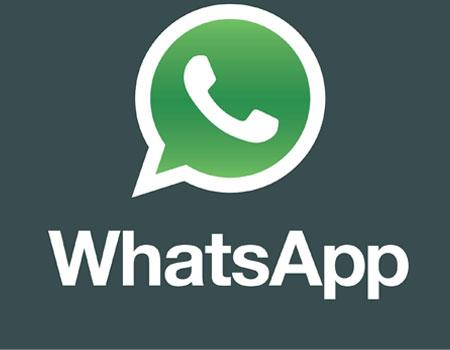 Apertura de la aplicación WhatsApp