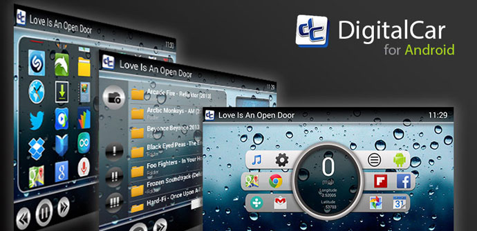 Digital-Car-Android-Auto