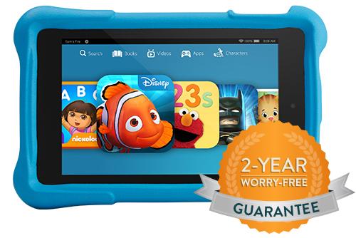Nuevo Amazon Kindle Fire Kids