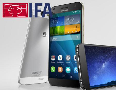 Apertura del Huawei Ascend G7