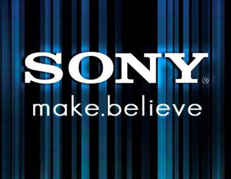 Imagen con el logotipo de Sony
