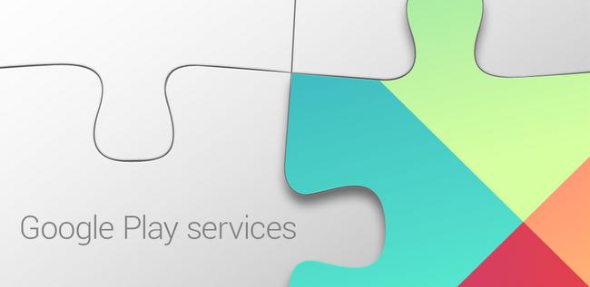 Logotipo de Google Play Services