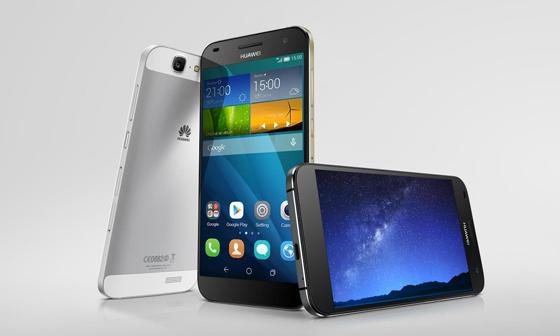 Teléfono Huawei Ascend G7