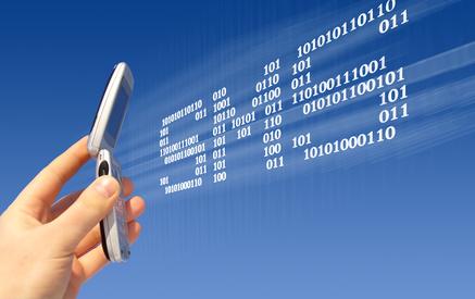 Uso ed mensajes SMS para navegar con la aplicación Cosmos