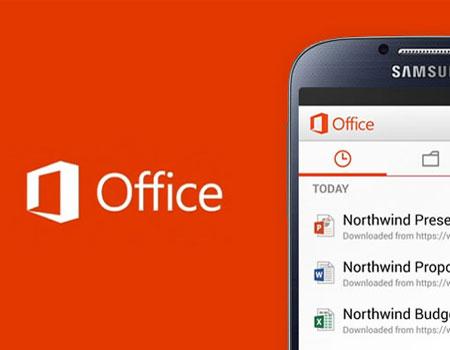 Apertura de Office para Android