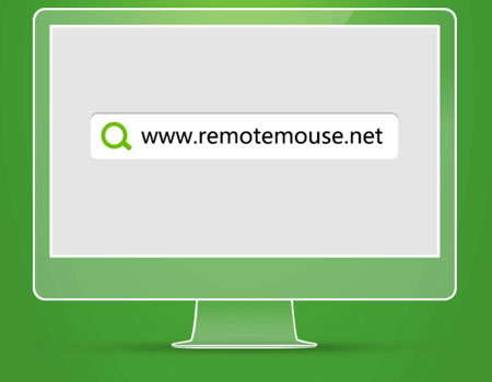 Apertura de Remote Mouse