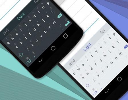 Apertura del teclado Swiftkey
