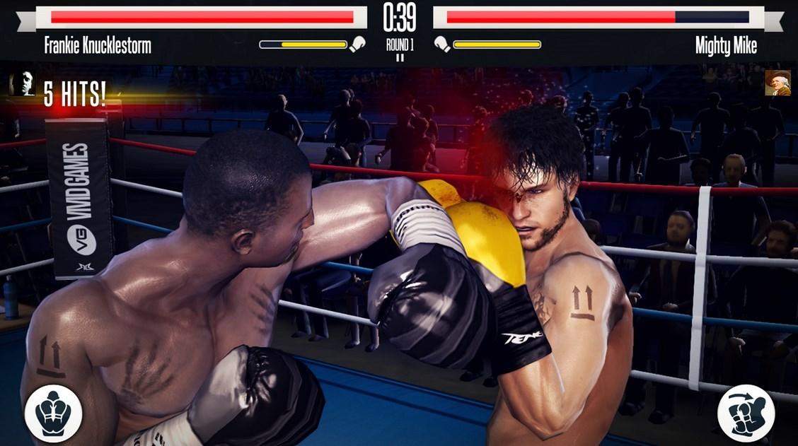 Juego Real Boxing