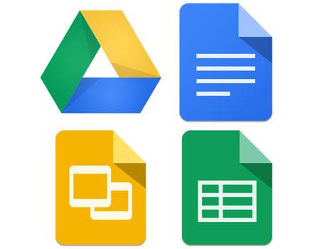 Logotipos de Docs de Google