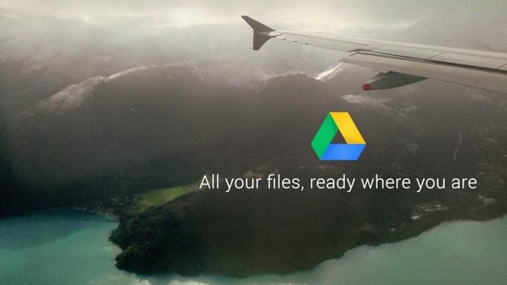 Integracion Docs de Google en Drive