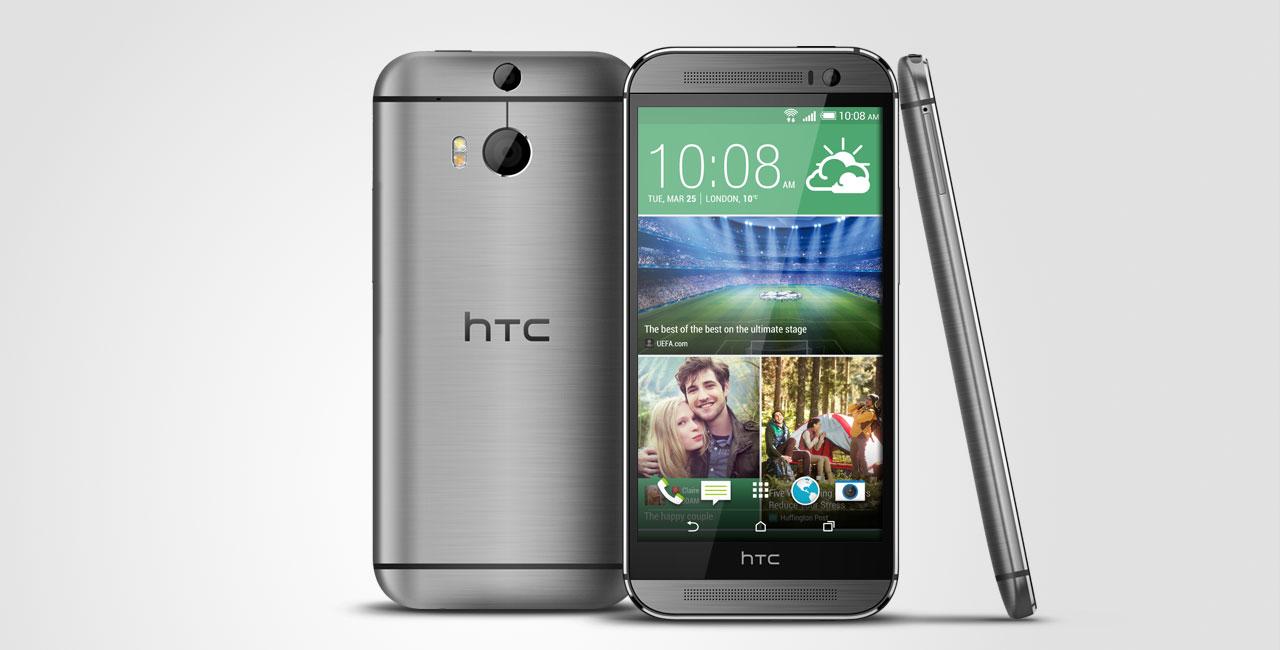Teléfono HTC One M8