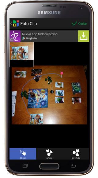 Retoque en Photo Grid – Collage Maker