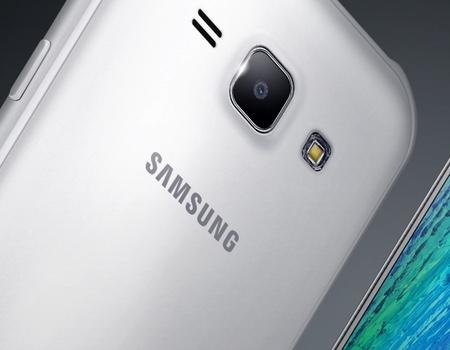 Samsung Galaxy J1 Portada