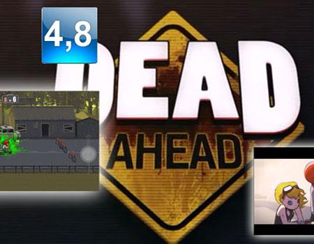 Imagen con logotipo de Dead Ahead