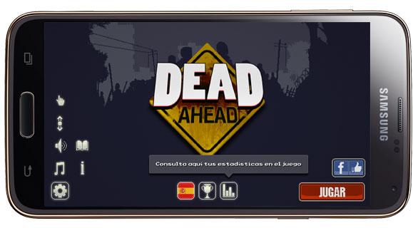Inicio de Dead Ahead