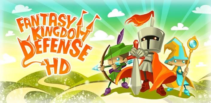 Juego Android Fantasy Kingdom Defense HD