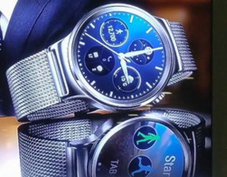 Huawei Watch Portada