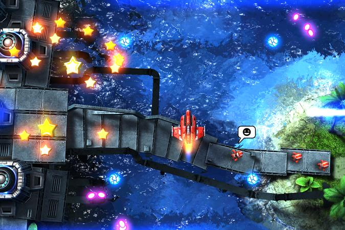 Juego Android Sky Force 2014