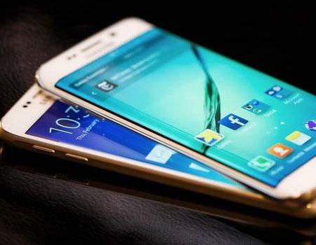 Imagen de los Samsung Galaxy S6 y Galaxy S6 Edge