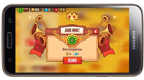 Logro en el juego King of Thieves