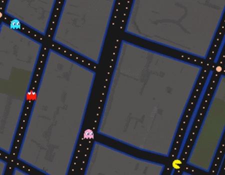 Pac Man Portada