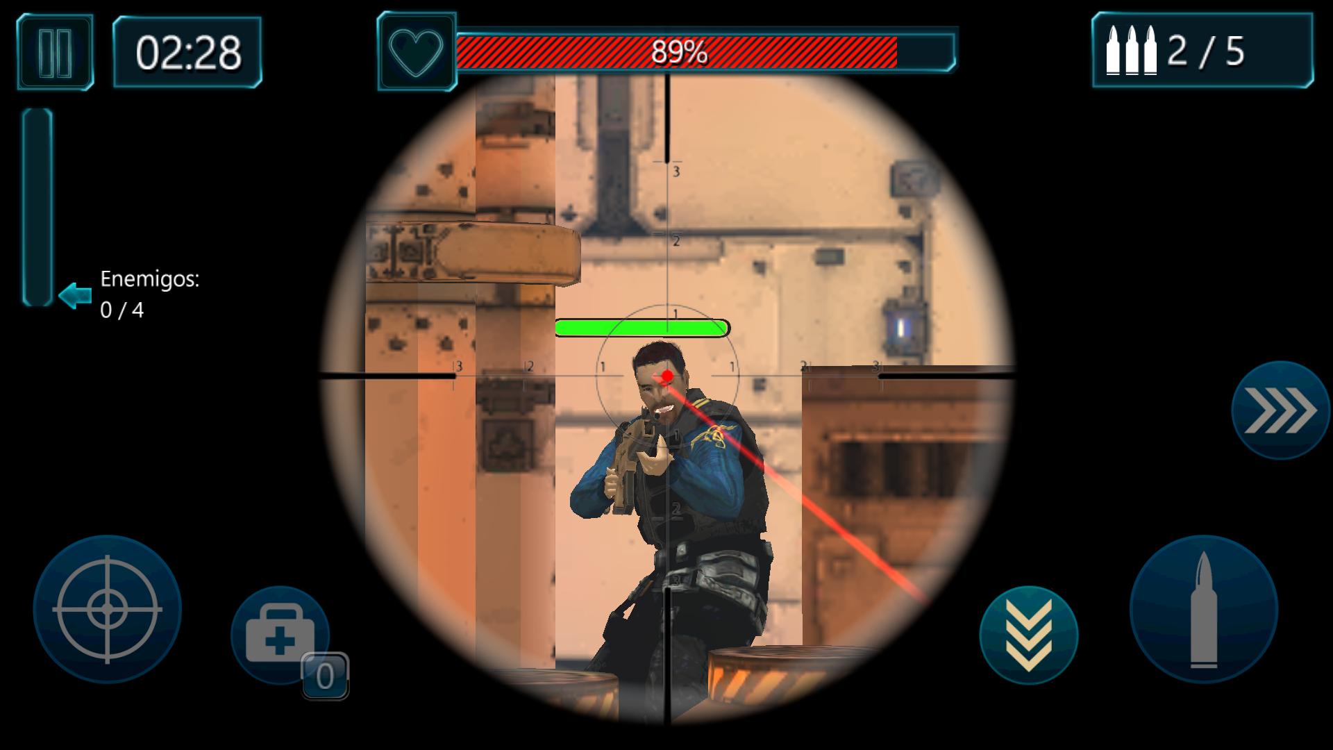 Juego apra android Battlefield Interstellar