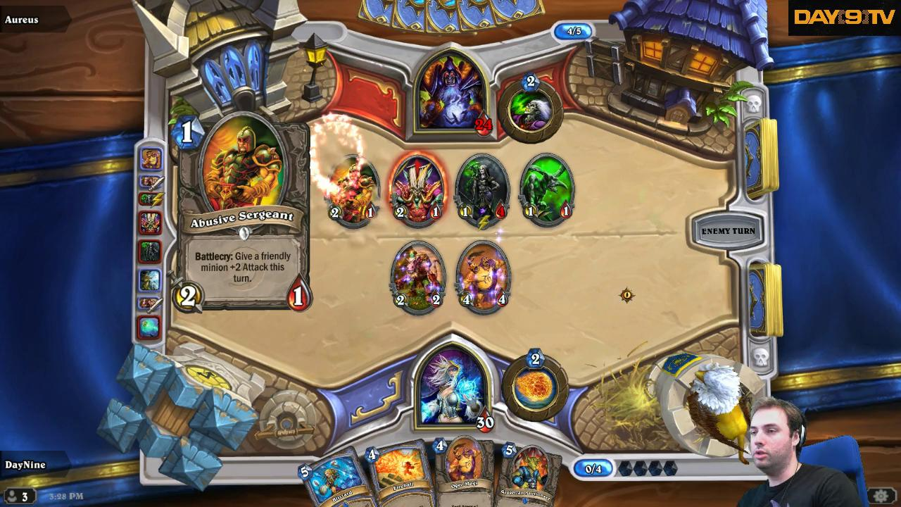 Juego para Android Hearthstone Heroes of Warcraft