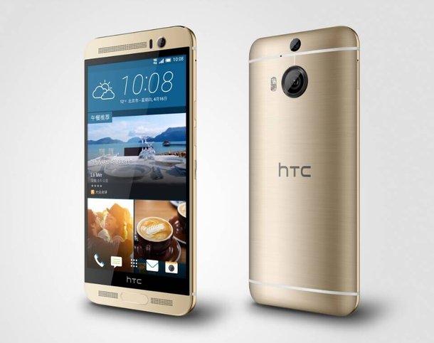 Nuevo HTC One M9 Plus