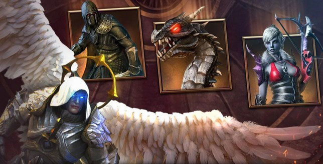 Juego Android Stormfall: Rise of balur