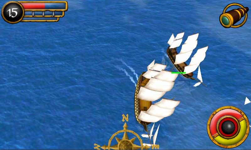 Juego Android Age of Wind 3