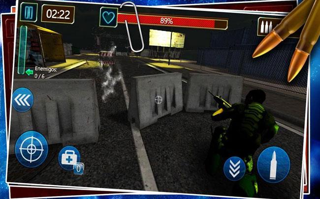 Juego Battlefield Frontline City