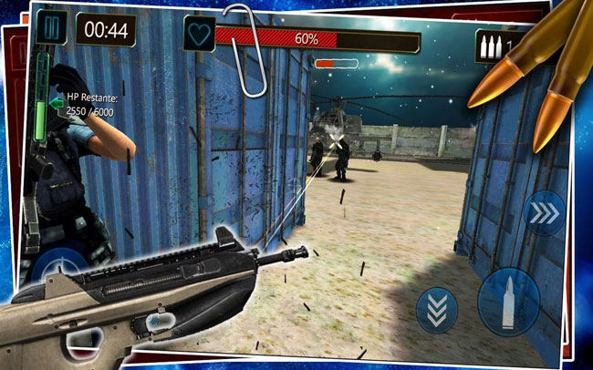 Juego Android Battlefield Frontline City