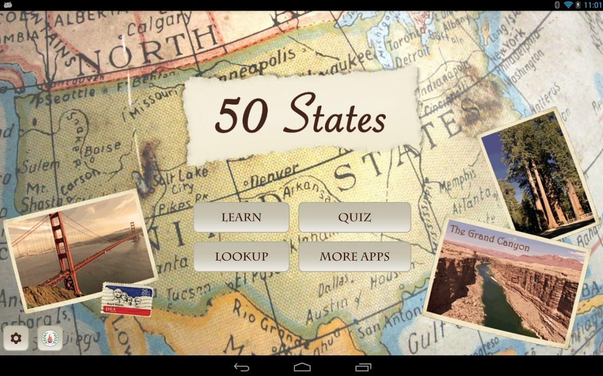 50 States para Android