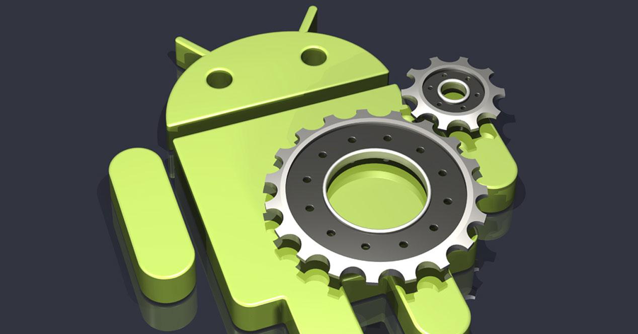 Logo de tutoriales Android