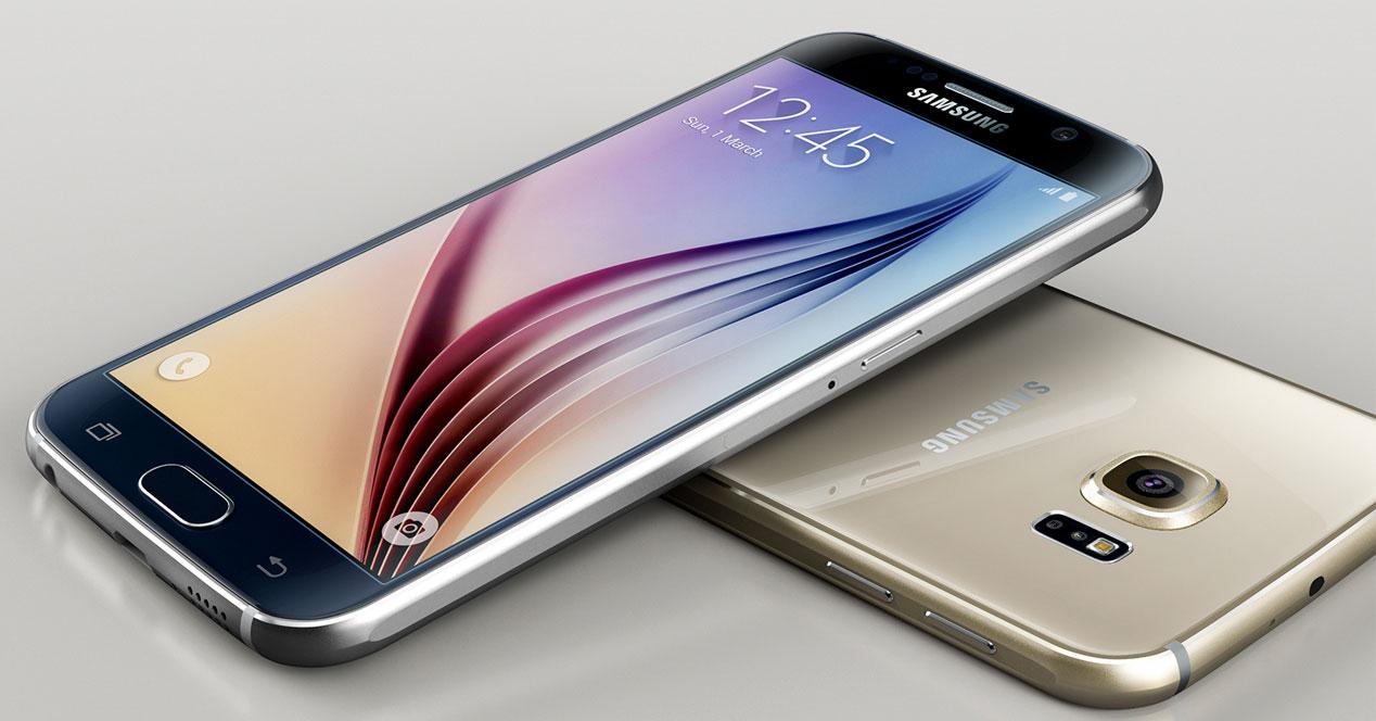 Imagen del Samsung Galaxy S6