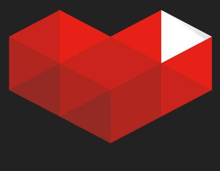 Imagen con el logotipo de YouTube Gaming