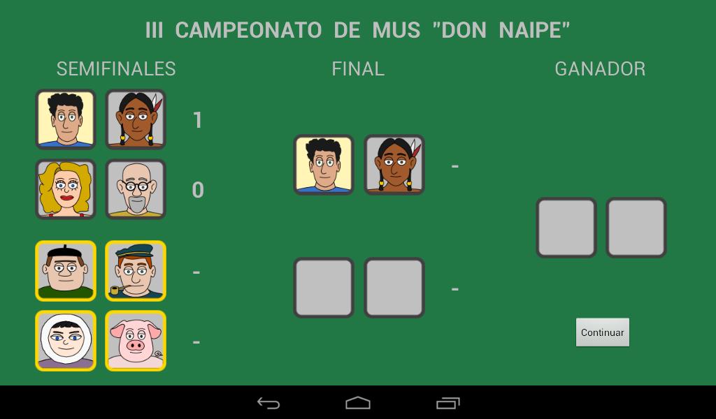 Juego Android El Mus