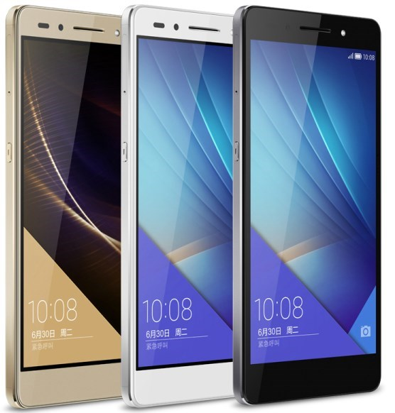 Nuevo Huawei Honor 7