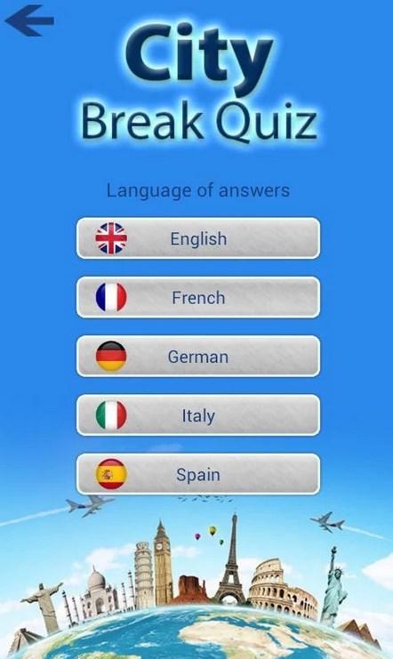 Juego geográfico para Android