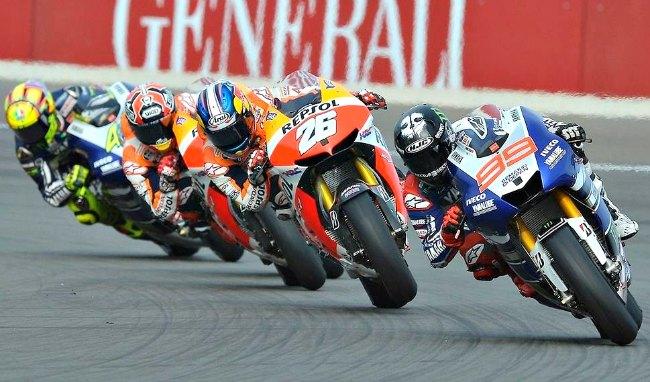 Competición Moto GP