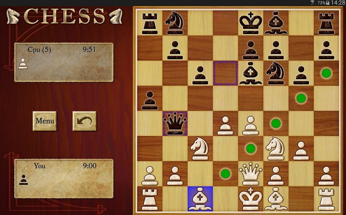 Juego ajedrez para android