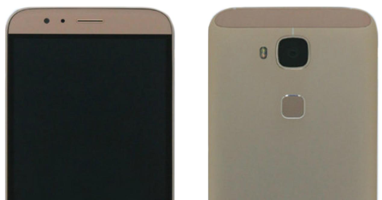 Huawei G8 Metálico