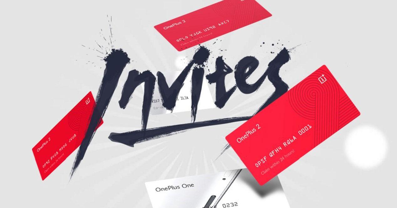 Llegan la fase de invitaciones del OnePlus 2