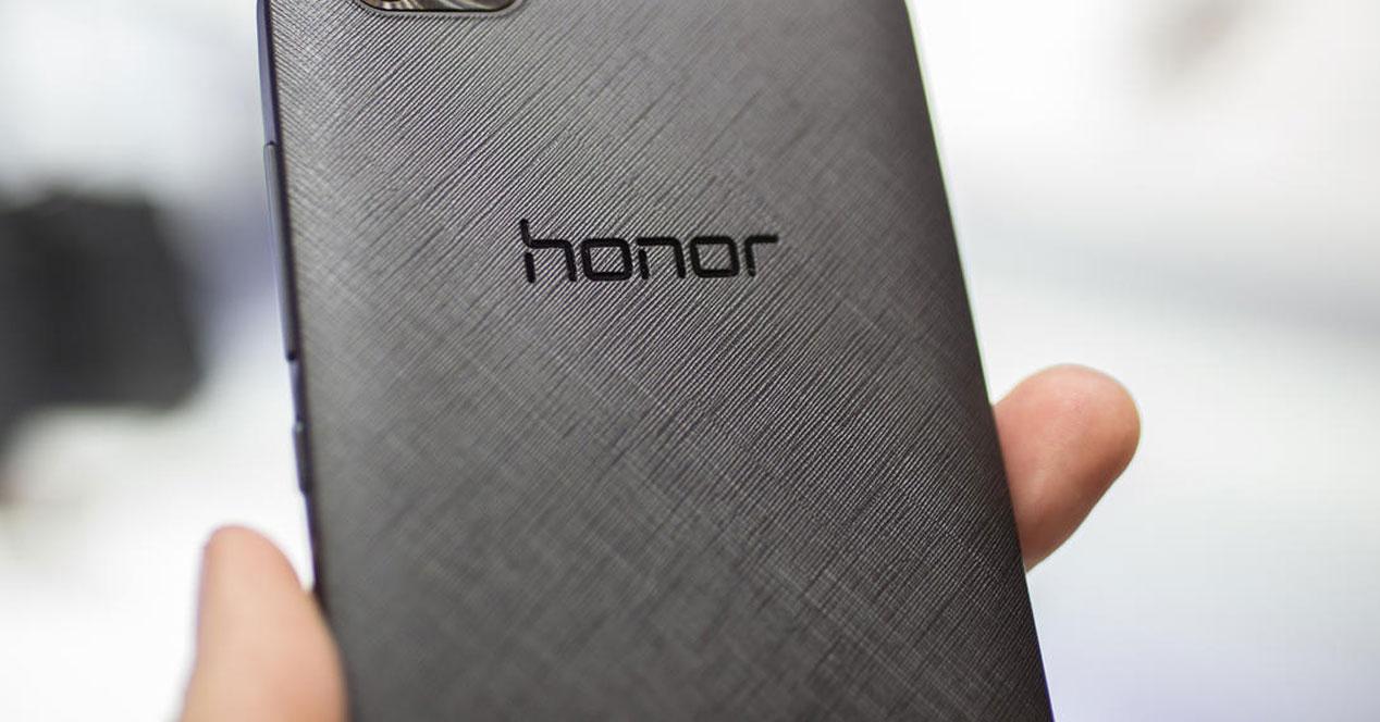 Logotipo compañía Honor