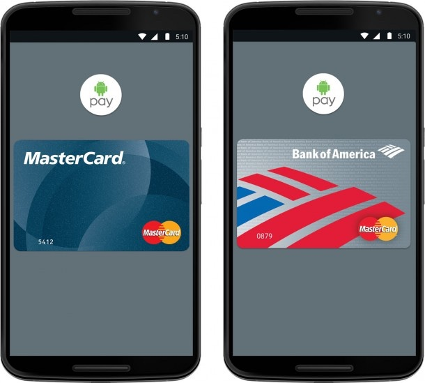 MasterCard Android Pay