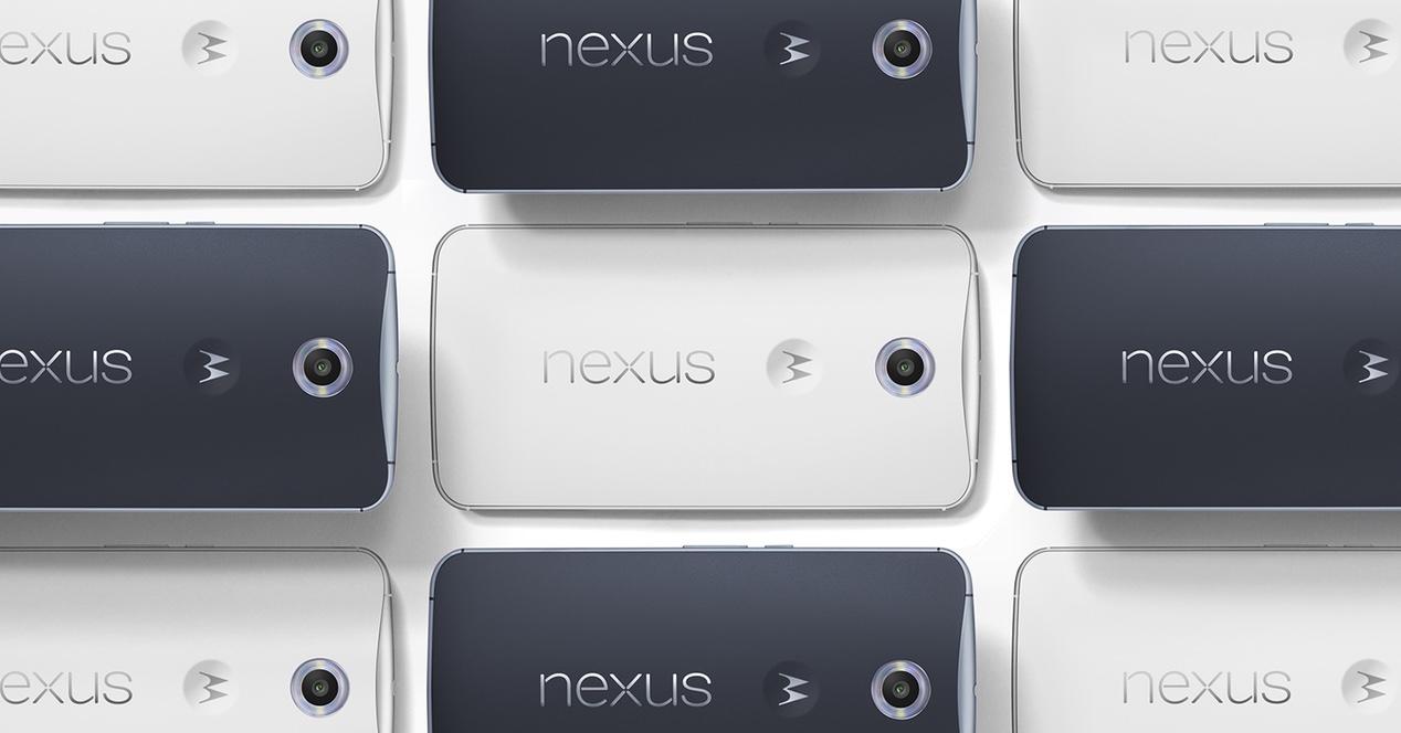 Nexus 6 Portada